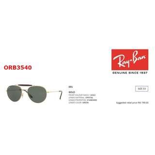 Rayban RB3540