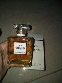 Chanel no5 eau de parfume edp