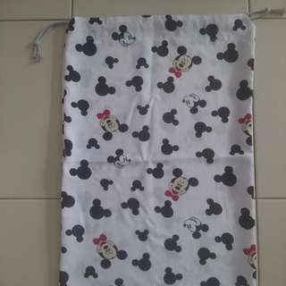 Mickey Drawstring Pouch