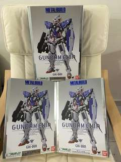 Metal Build Gundam Exia R3