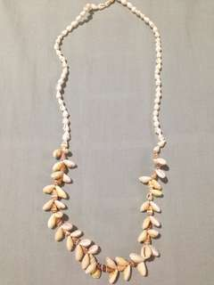 Shell necklace #7