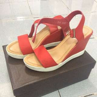Authentic MMF Wedge Shoes
