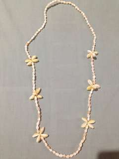 Shell necklace #8