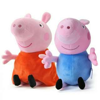 12 inches Peppa Pig