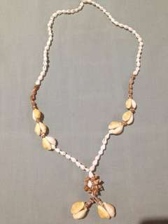 Shell necklace #9