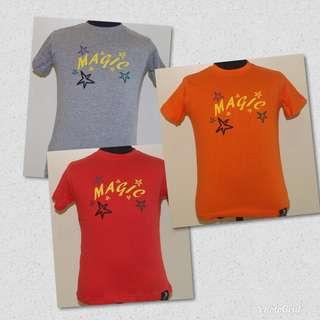 Kids / Children / wear/ T Shirt (Size 2, 4, 6, 8,10, 12 available)