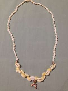 Shell necklace #10
