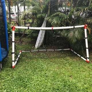 EZNET Child Friendly Portable Goal
