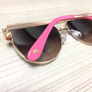 Authentic Juicy Couture Aviator Sunglasses