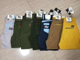 Boy pants 4-10 year old