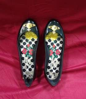 Melissa X Vivienne Westwood Flat Shoes