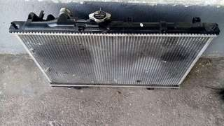 Radiator Double Layer Siap Kipas