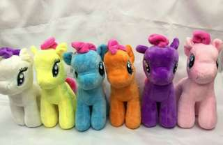 My Little Pony -7inches