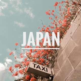 lightroom preset - JAPAN INSPIRED