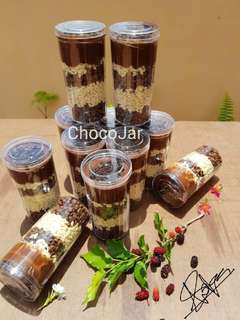 DeCasper ChocoJar