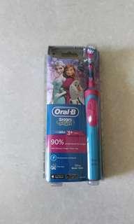 Oral B 兒童電動牙刷