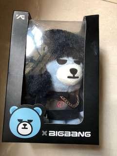 Big Bang top GD G dragon 公仔