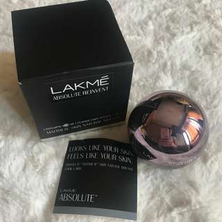 LAKME absolute reinvent skin natural Mousse