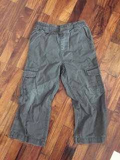 George Brown Cargo Pants