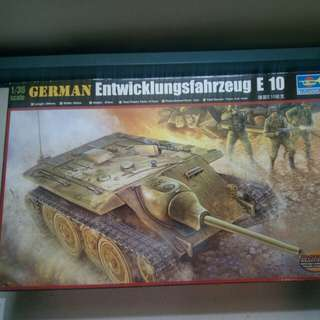 GERMAN E10Tsnk