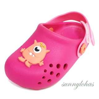 <$980> 巴西RIDER 寶寶 運動 洞洞鞋 涼鞋 布希鞋 -RI8233420791粉紅色