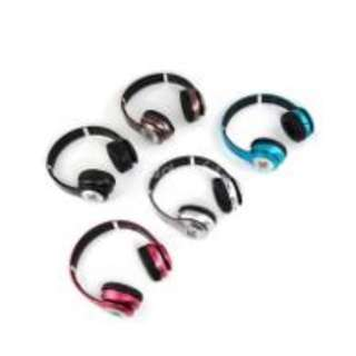 JBL by Harman Metal Super Bass Wireless Bluetooth Stereo Heatset Headphone B20