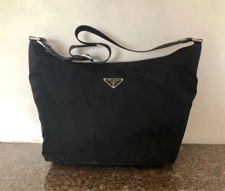 Prada Nylon Hand/Shoulder Bag