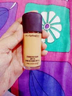Mac Foundation NC40