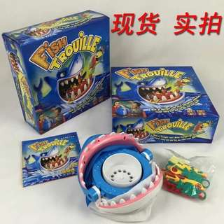 APR 18 FISH TROUILLE TOY (ASY) #IV