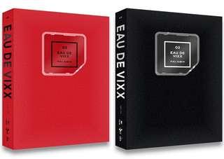Vixx Vol. 3 - Eau De Vixx (Smart Card Album)