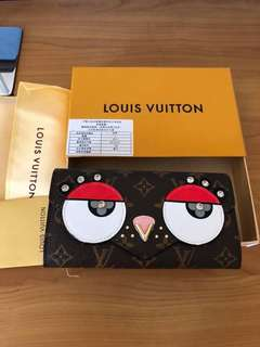 LV Monogram Zippy