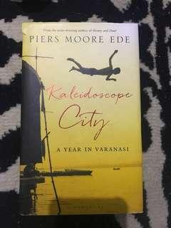 """Repriced!! """"Kaleidoscope City"""" book"""