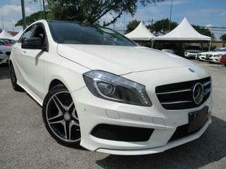 Mercedes 180AMG 2015UNREG