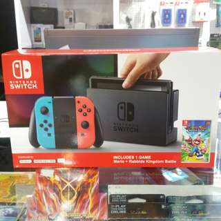 Trade in your gadgets to get Nintendo switch at special prices