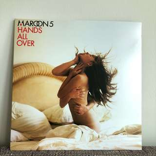 Maroon 5 Hands all Over Vinyl