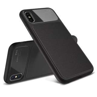 S9/S9 PLUS TEMPERED GLASS PHONE CASE