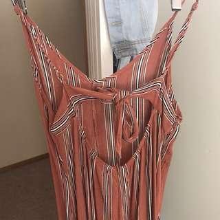 Paper closet jumpsuit