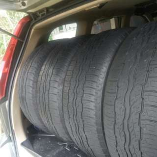 Tayar Second Bridgestone Dueler