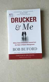 Drucker & Me - Bob Buford