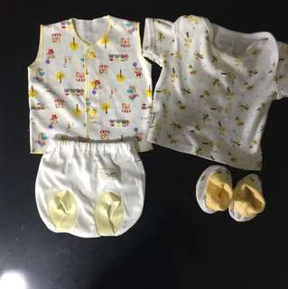 Baby Clothes set (unisex)