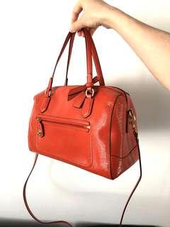 Coach handbag - LV Speedy dupe!