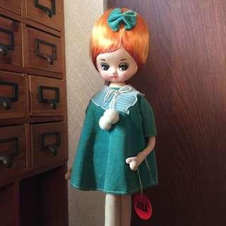 昭和年代 日本昭和娃娃 宇山娃娃