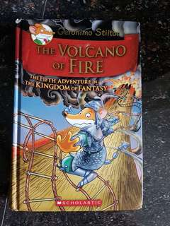 Geronimo Stilton - The Volcano of Fire