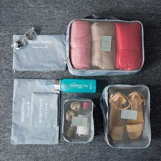 Luggage Pouches