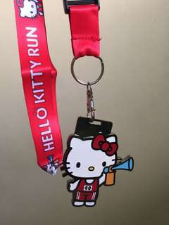 Hello kitty race 2014 medal