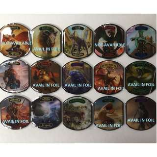 MTG Relic Tokens Ultra Pro Counters (Eternal Collection)