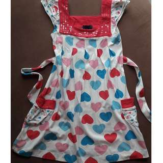 Children's Clothing Shorts/Dresses - 3 to 6 years
