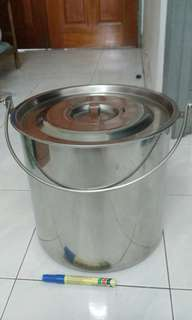 21L Stock Pot with handle discounted price