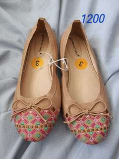 Rampage girl flat shoes