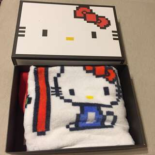 Hello kitty (sma face towel)